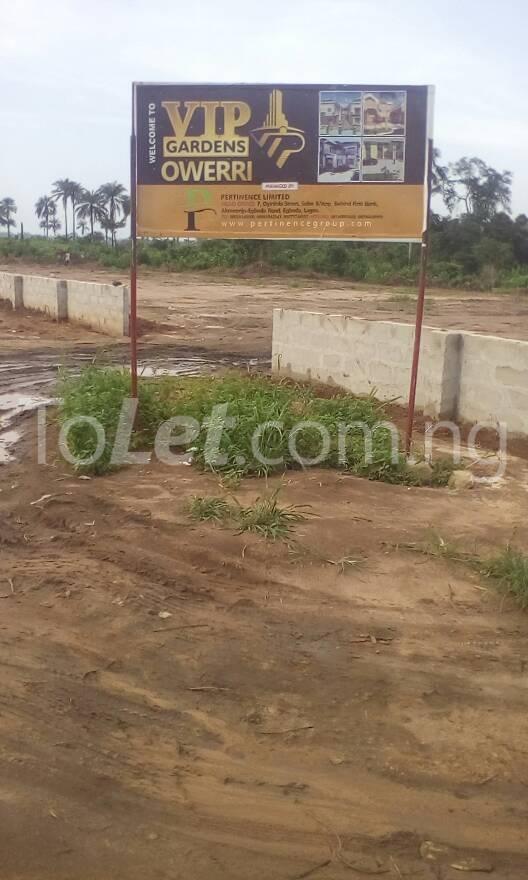 Land for sale Agbala By Seat Of Wisdom Seminary Ikeduru Imo - 2