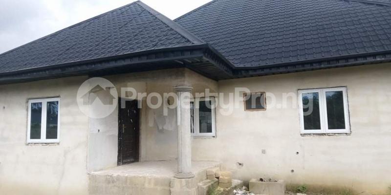3 bedroom Detached Bungalow House for sale Water board, Ikot Ekpene Road Uyo Akwa Ibom - 0