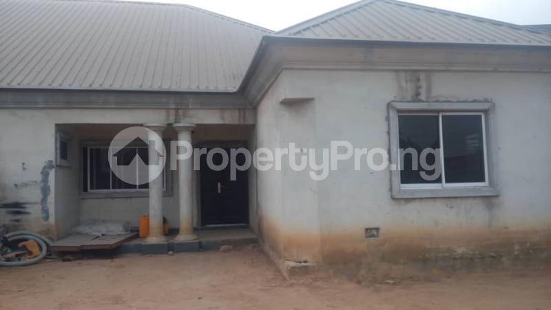 3 bedroom Detached Bungalow House for sale Water board, Ikot Ekpene Road Uyo Akwa Ibom - 1