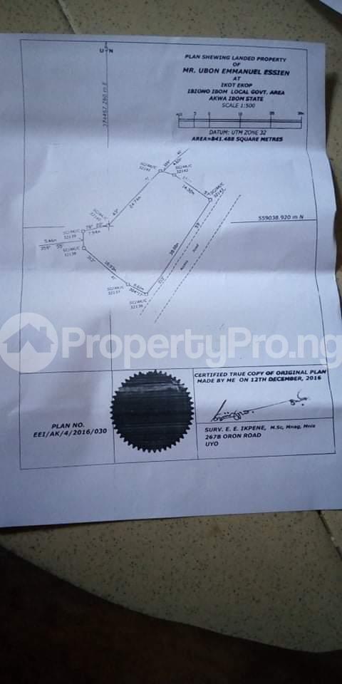 3 bedroom Detached Bungalow House for sale Water board, Ikot Ekpene Road Uyo Akwa Ibom - 11