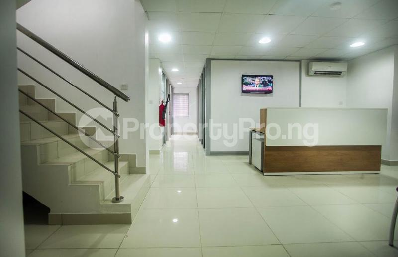 Private Office Co working space for rent Alexander Axis Bourdillon Ikoyi Lagos - 6