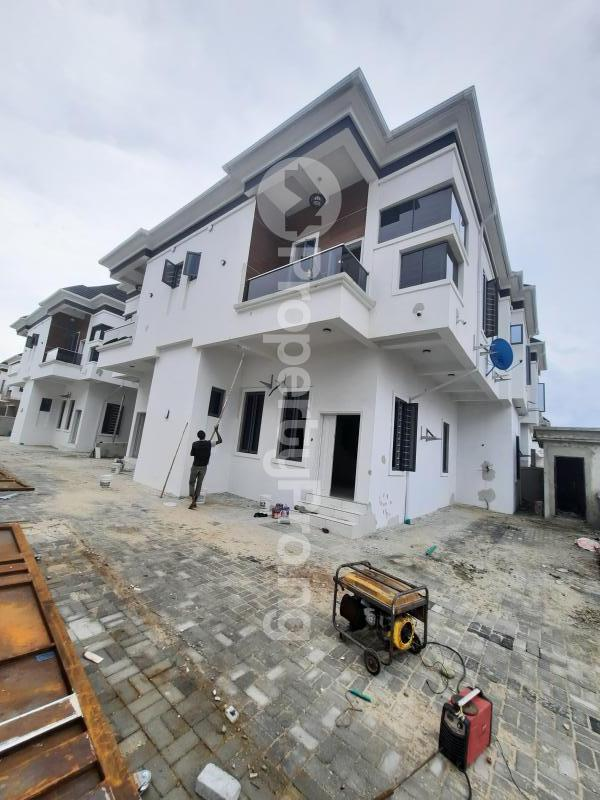 4 bedroom Semi Detached Duplex for sale Orchid Road Chevron Lekki Lagos State Nigeria chevron Lekki Lagos - 0