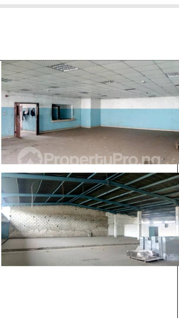 Warehouse Commercial Property for sale - Ilupeju Lagos - 1