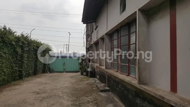 Warehouse Commercial Property for sale Ikorodu road Ojota Ojota Lagos - 4
