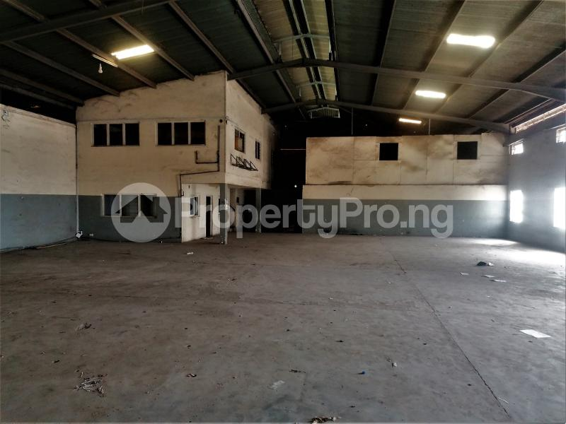 Warehouse Commercial Property for rent Off Acme Road Acme road Ogba Lagos - 2