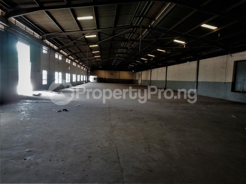 Warehouse Commercial Property for rent Off Acme Road Acme road Ogba Lagos - 7