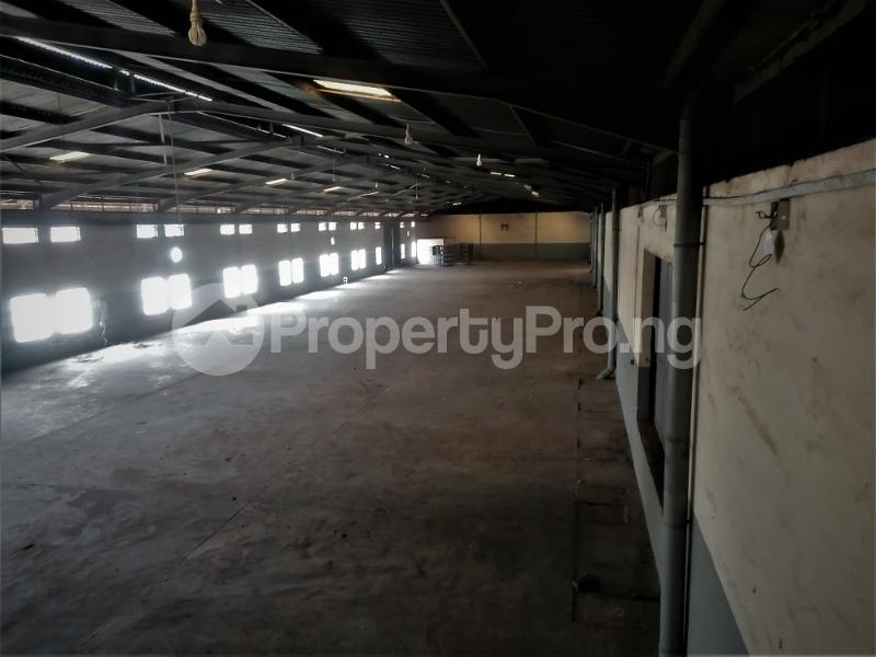 Warehouse Commercial Property for rent Off Acme Road Acme road Ogba Lagos - 5