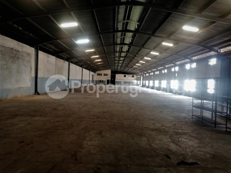 Warehouse Commercial Property for rent Off Acme Road Acme road Ogba Lagos - 6