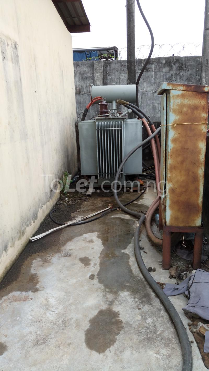 Commercial Property for sale By Isolo Industrial Estate.  Oshodi Expressway Oshodi Lagos - 2