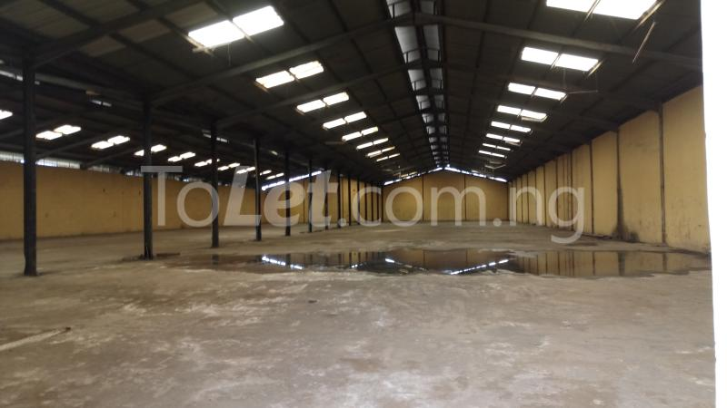 Commercial Property for sale By Isolo Industrial Estate.  Oshodi Expressway Oshodi Lagos - 1