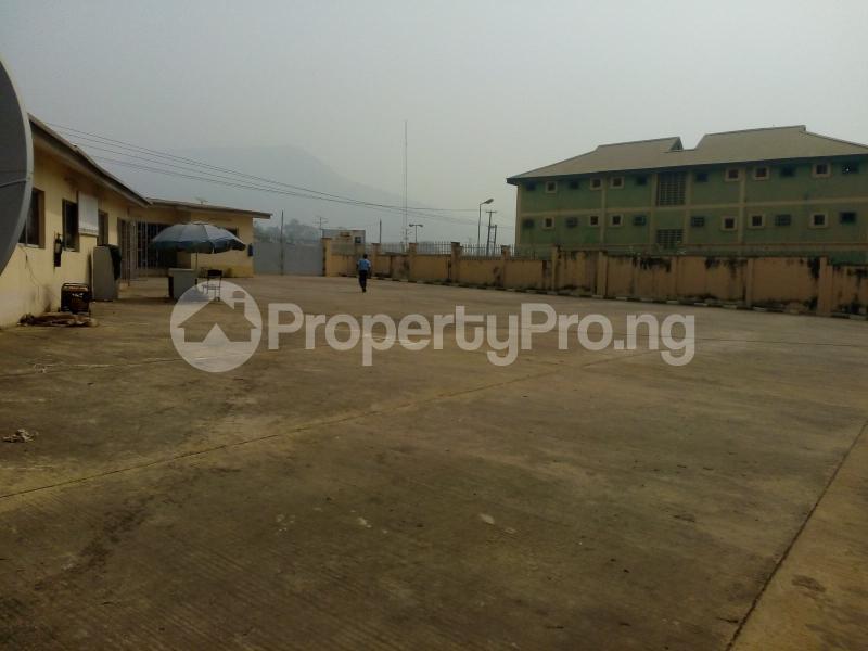 Warehouse for rent Along Okene Kabba Road, Zone 8, Lokoja Kogi - 1