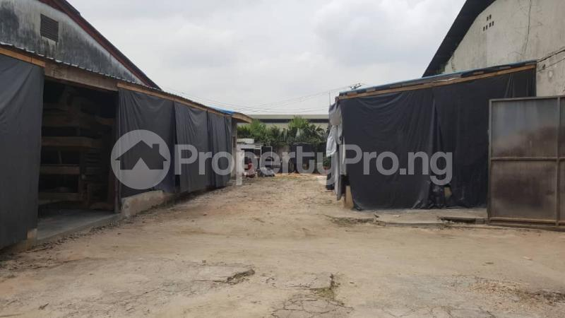 Warehouse Commercial Property for sale Ikorodu road Ojota Ojota Lagos - 2