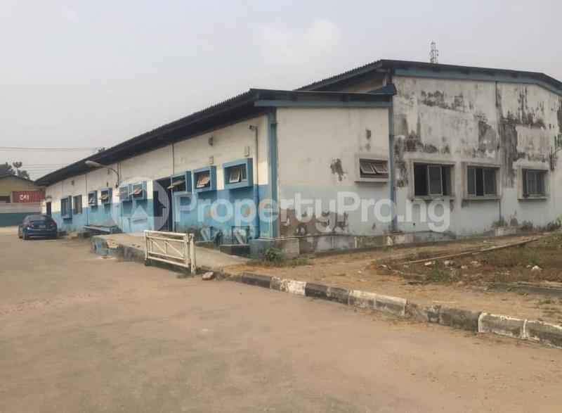 Warehouse for sale   Ilupeju Lagos - 1