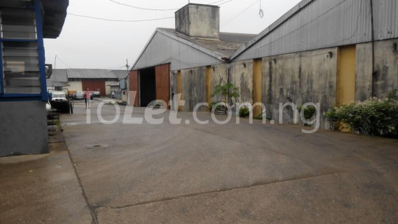 Commercial Property for rent Industrial Road Aba Abia - 1