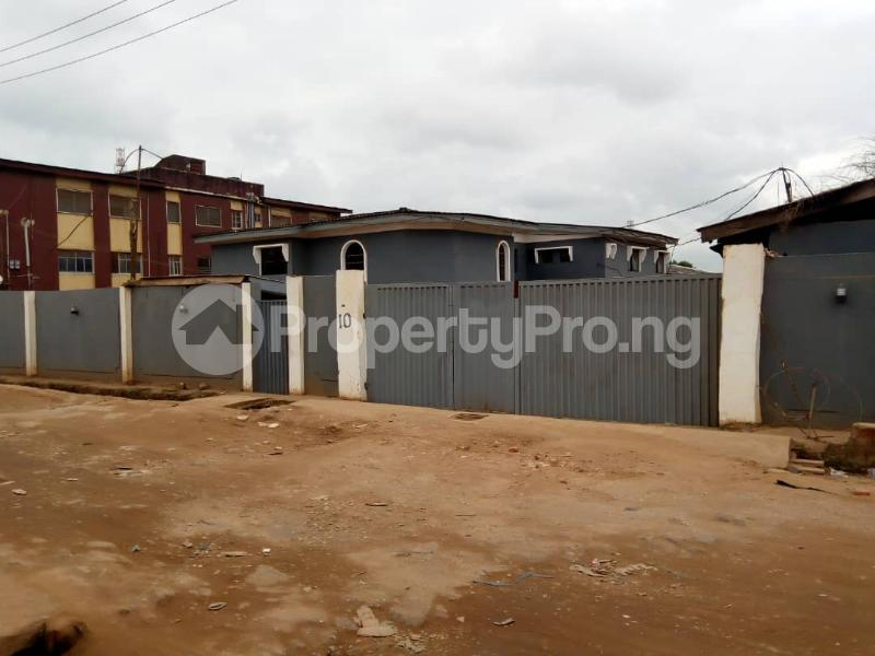 4 bedroom Warehouse Commercial Property for sale Ajagboluja street off kosoko road Berger Ojodu Lagos - 0