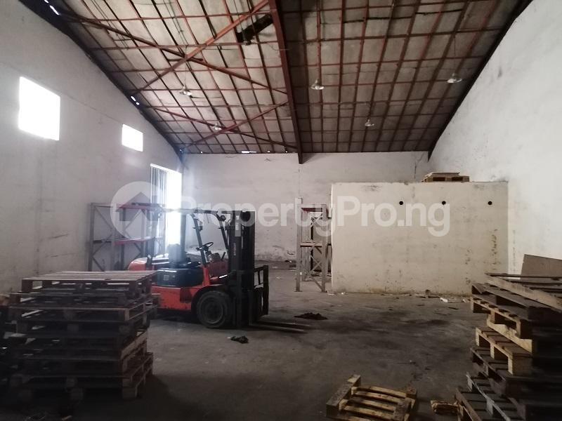 Warehouse Commercial Property for rent Oregun Ikeja Lagos - 3