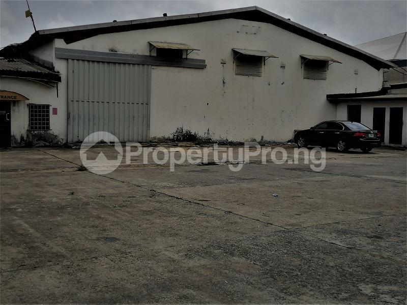 Warehouse Commercial Property for rent Oregun Ikeja Lagos - 7