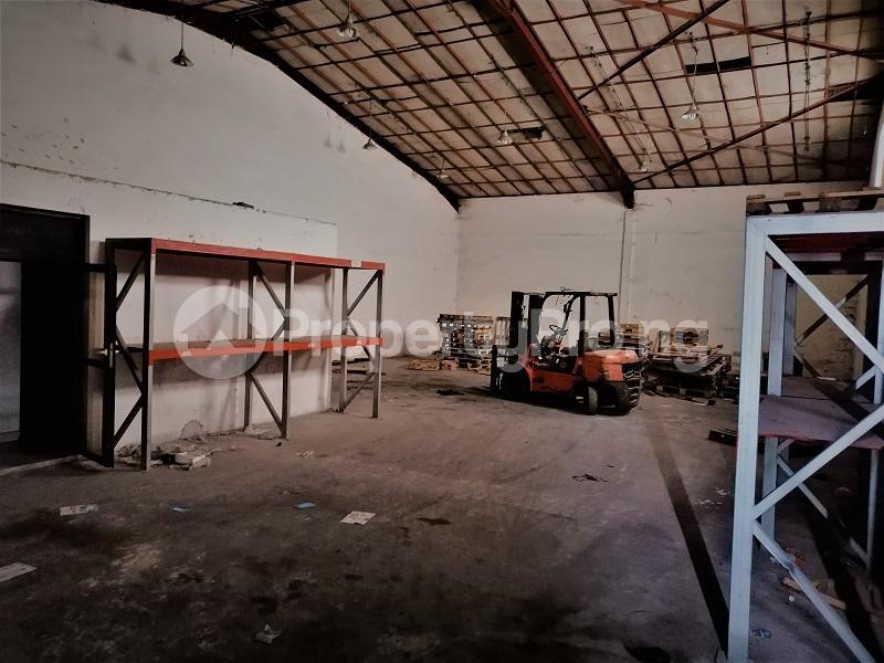 Warehouse Commercial Property for rent Oregun Ikeja Lagos - 4