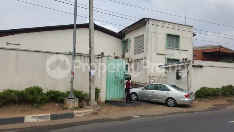 Warehouse Commercial Property for sale Ikorodu road Ojota Ojota Lagos - 5