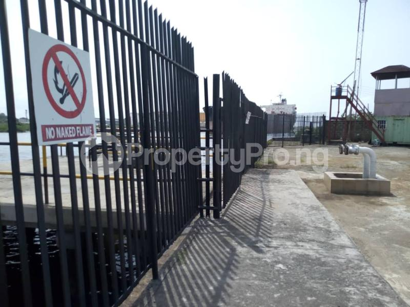 Tank Farm Commercial Property for sale Kirikiri Kirikiri Apapa Lagos - 8