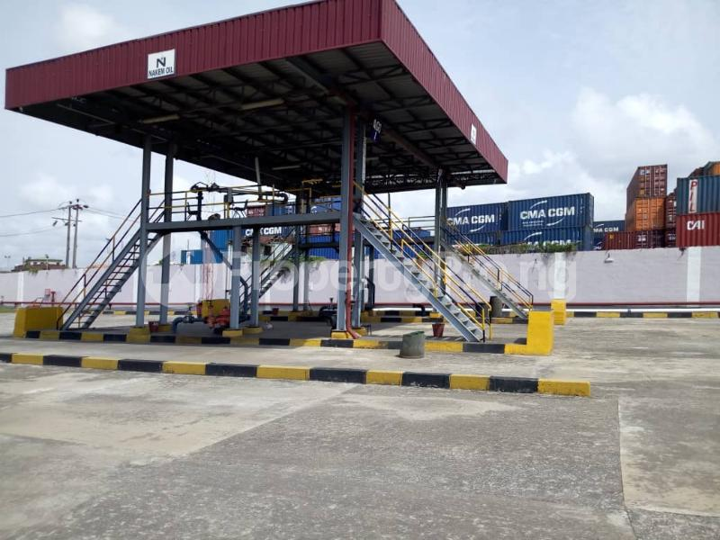 Tank Farm Commercial Property for sale Kirikiri Kirikiri Apapa Lagos - 2