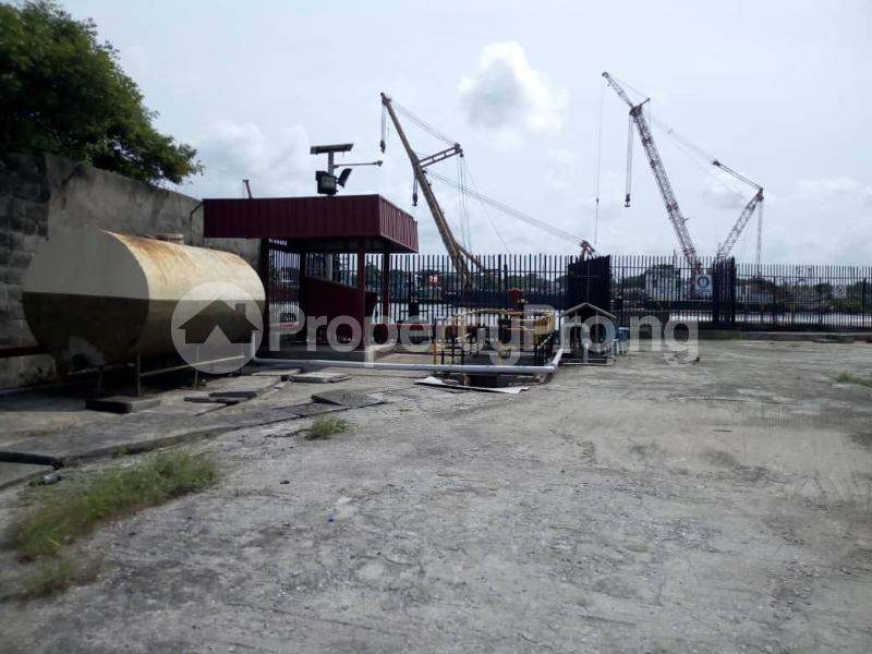 Tank Farm Commercial Property for sale Kirikiri Kirikiri Apapa Lagos - 0