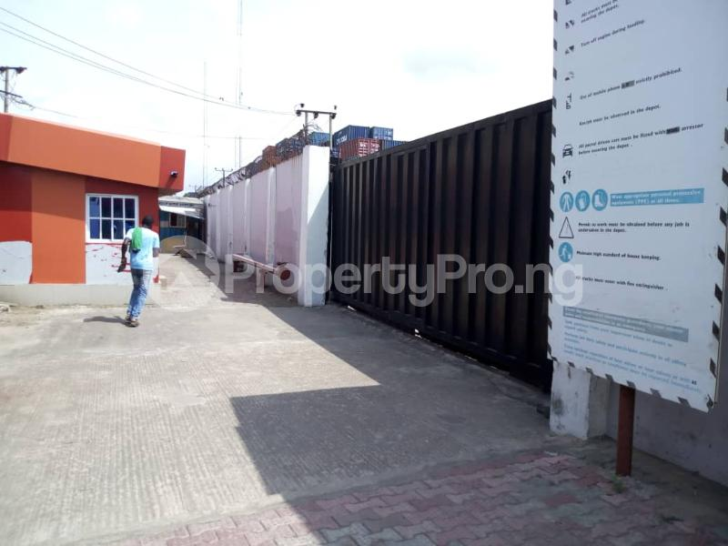 Tank Farm Commercial Property for sale Kirikiri Kirikiri Apapa Lagos - 11