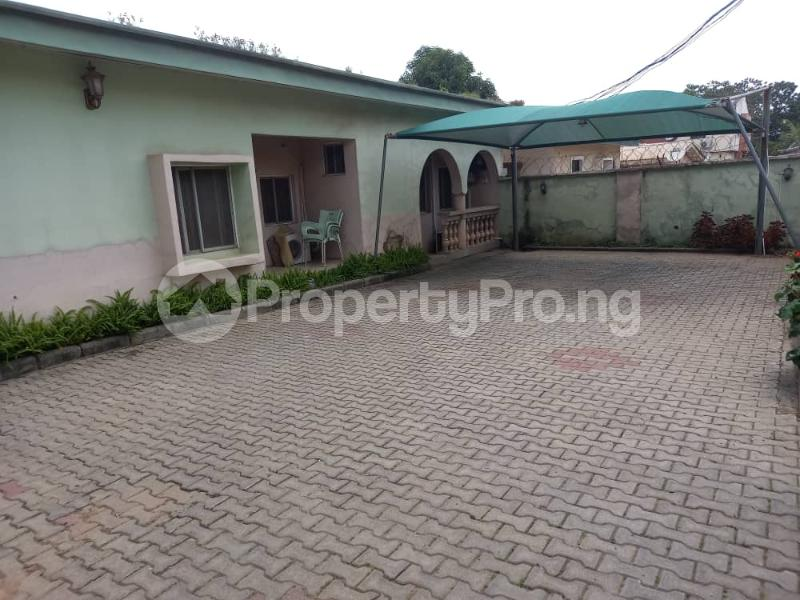 3 bedroom Detached Bungalow for rent Zone 5 Wuse 1 Abuja - 0