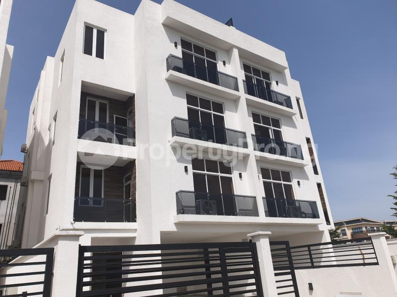 4 bedroom House for sale OFF SECOND AVENUE Banana Island Ikoyi Lagos - 1