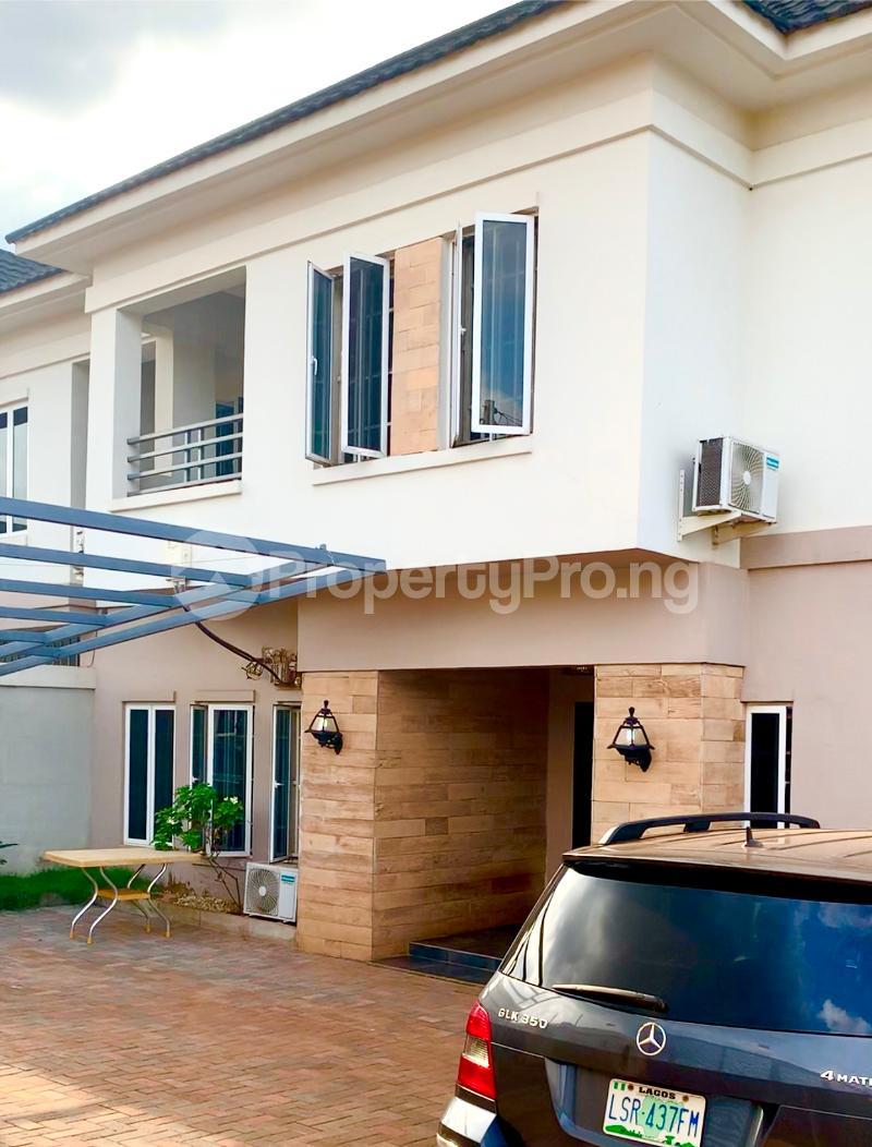 4 bedroom House for sale Off Old Airport Road, Thinkers Corner Enugu Enugu - 1