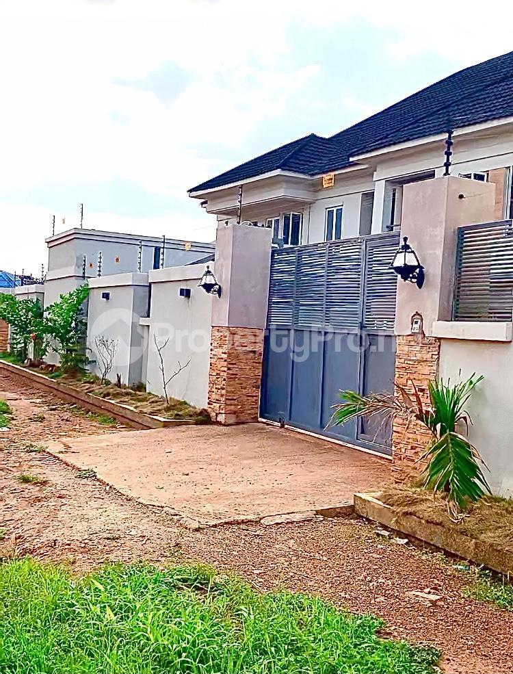 4 bedroom House for sale Off Old Airport Road, Thinkers Corner Enugu Enugu - 0