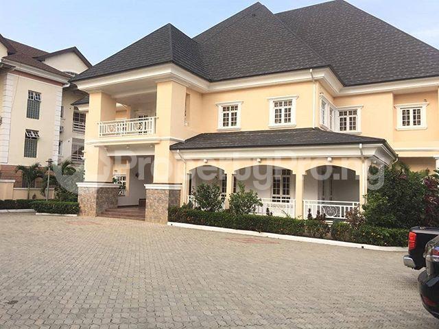 5 bedroom Detached Duplex House for sale Asokoro Asokoro Abuja - 0