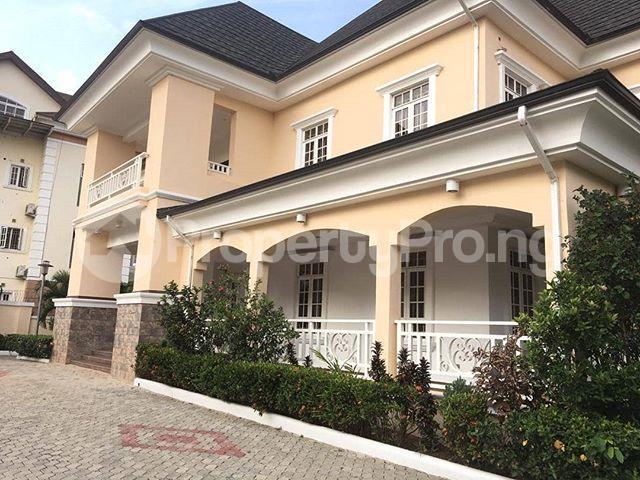 5 bedroom Detached Duplex House for sale Asokoro Asokoro Abuja - 1