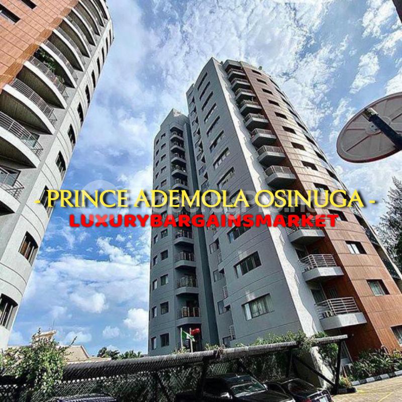 3 bedroom Flat / Apartment for sale CENTRAL IKOYI Old Ikoyi Ikoyi Lagos - 1