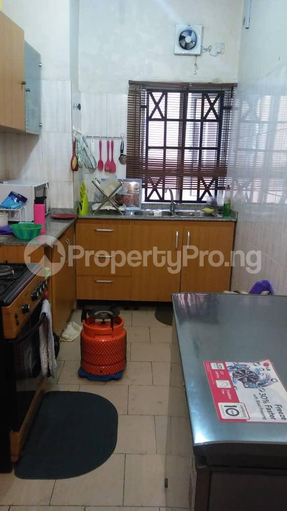 3 bedroom Flat / Apartment for rent Anthony Enahoro Estate Wempco road Ogba Lagos - 0