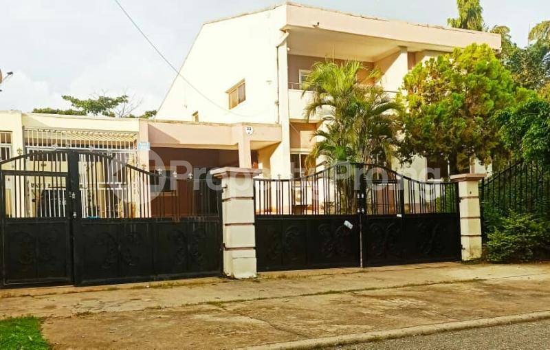 4 bedroom Semi Detached Duplex for rent Apo Legislative Quarters Apo Abuja - 0