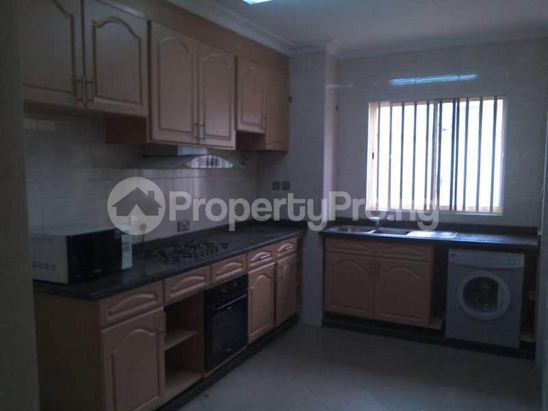4 bedroom Semi Detached Duplex for rent Osborne Foreshore Estate Ikoyi Lagos - 1