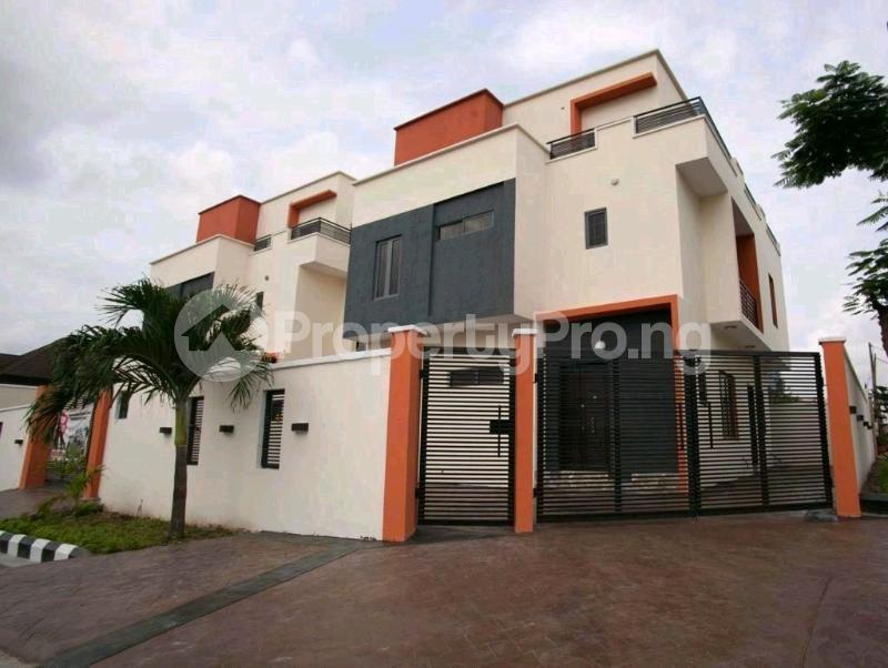 4 bedroom Detached Duplex House for sale Magodo  shangisha  Shangisha Kosofe/Ikosi Lagos - 0