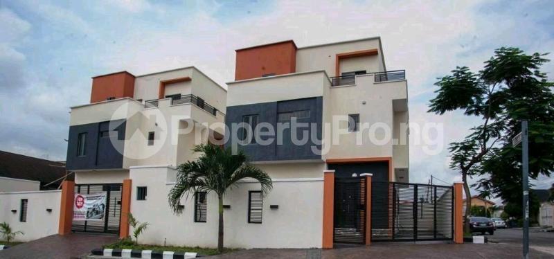 4 bedroom Detached Duplex House for sale Magodo  shangisha  Shangisha Kosofe/Ikosi Lagos - 3