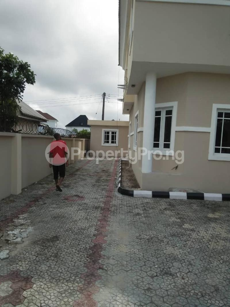 5 bedroom Detached Duplex for rent Eden garden Estate Ajah Lagos - 3
