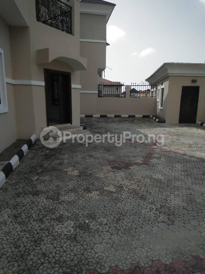 5 bedroom Detached Duplex for rent Eden garden Estate Ajah Lagos - 4
