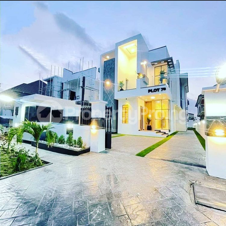 5 bedroom House for sale Ologolo Lekki Lekki Lagos - 10