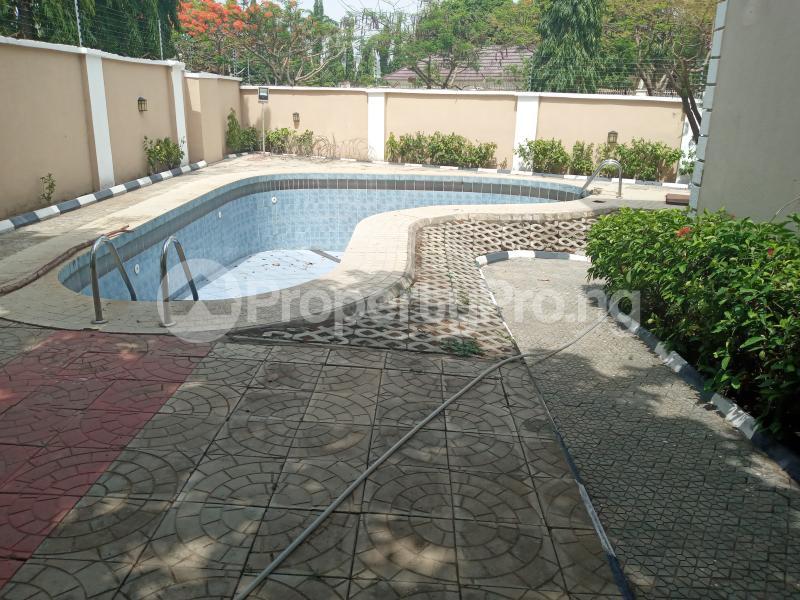 5 bedroom Massionette for rent Maitama Maitama Abuja - 5