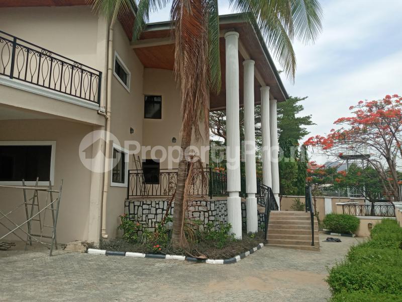 5 bedroom Massionette for rent Maitama Maitama Abuja - 0