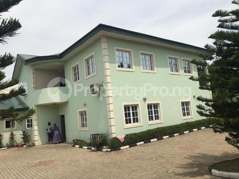 4 bedroom Detached Duplex House for sale Off Yakubu Gowon way  Asokoro Abuja - 0