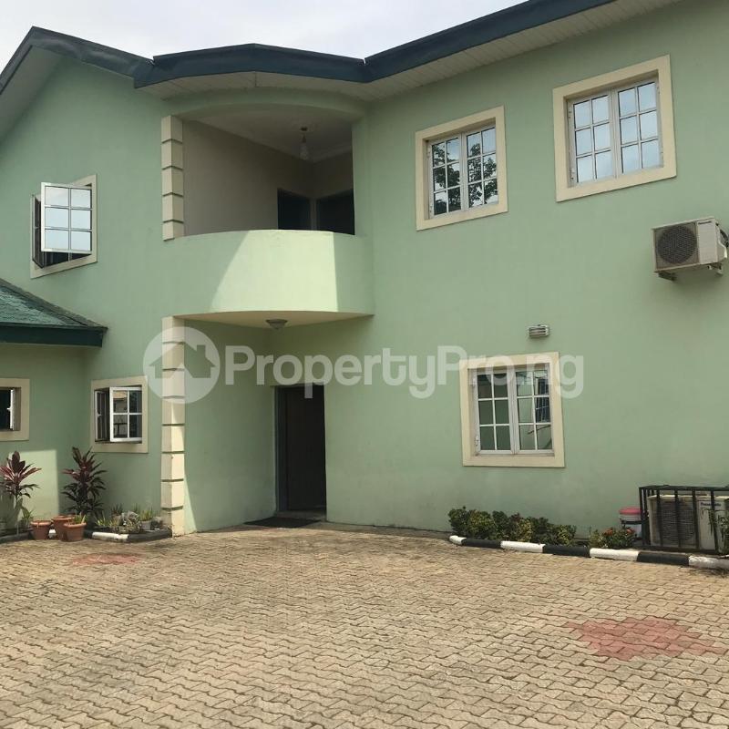 4 bedroom Detached Duplex House for sale Off Yakubu Gowon way  Asokoro Abuja - 1
