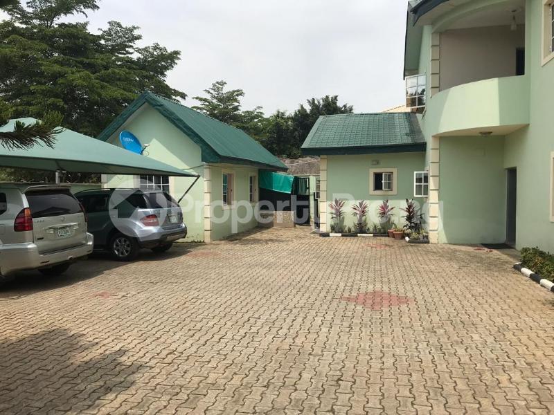 4 bedroom Detached Duplex House for sale Off Yakubu Gowon way  Asokoro Abuja - 2