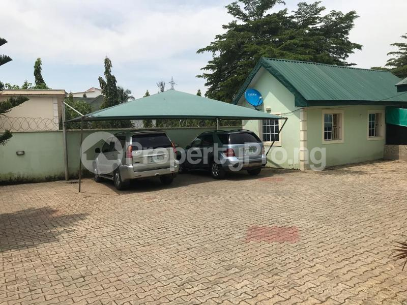 4 bedroom Detached Duplex House for sale Off Yakubu Gowon way  Asokoro Abuja - 3