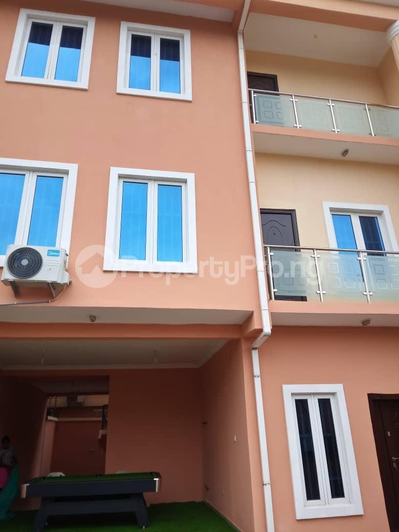 4 bedroom Self Contain for shortlet   Shangisha Kosofe/Ikosi Lagos - 0