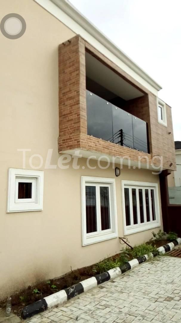 House for rent Harmony Estate Off Adeniyi Jones Adeniyi Jones Ikeja Lagos - 0